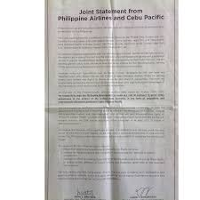 resume sle format pdf philippines airlines flights in the news americans for fair skies a level playing field for all