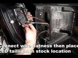 2012 ford f150 tail lights spec d led tail lights installation 2009 2012 ford f 150 youtube