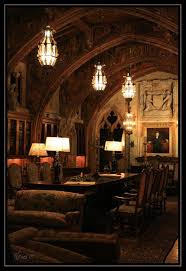 Best Dining Rooms Images On Pinterest Castle Interiors - Castle dining room