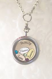 Name Charm One Personalized Floating Name Charm Name For Locket One