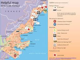 Monte Carlo Map Monaco Monaco History And Infor Holidaysimages Org