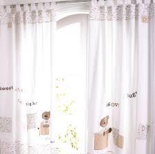 Nursery Curtains Buy Vincent Tab Top Nursery Curtains Izziwotnot
