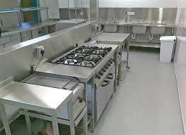 commercial kitchens design planning and installation