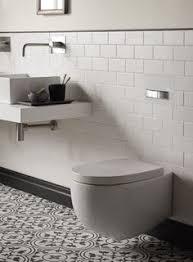 Bathroom Tile Black And White - 31 retro black white bathroom floor tile ideas and pictures
