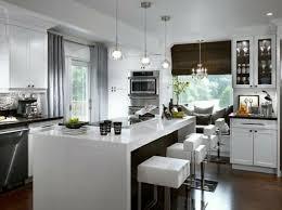 cuisine ouverte avec ilot central 107 idées de îlot central de cuisine fonctionnel et convivial