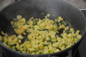 comment cuisiner le bar bar sauvage farci à la ricotta risotto de fregola sarda et courgettes