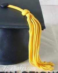 graduation cap cake topper how to make a graduation cap cake topper search cake