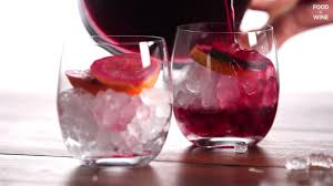 red sangria recipe food u0026 wine
