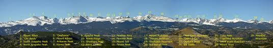 14ers Map Peak Identification From Denver Page 2 14ers Com