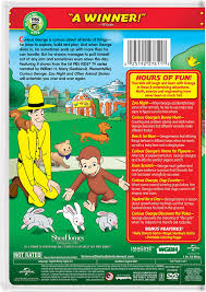 amazon com curious george zoo night and other animal stories