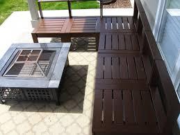 2 4 patio furniture plans home design ideas