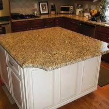 White Cabinets Brown Granite by Kitchen Wide White Island With Brown Granite Countertop White