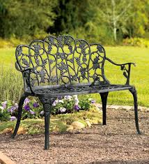 Antique Cast Iron Patio Furniture Antique Iron Garden Bench U2013 Swebdesign