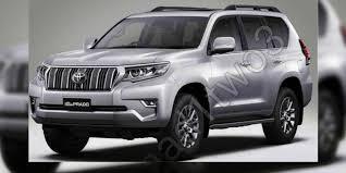 logo toyota land cruiser 2018 toyota prado facelift leaked update photos 1 of 8