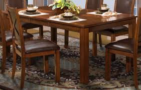 28 aspen dining room set aspen natural extendable dining