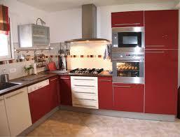 cuisine gris et vert anis indogate com deco cuisine rouge et blanche