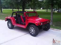 jeep buggy for sale hummer convertible kit car red wombat dune buggy