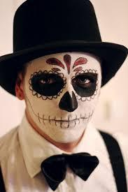 imagenes de calaveras hombres maquillaje de halloween para hombres amazing catrin dia de muertos