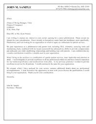 caregiver sample cover letter gallery letter samples format