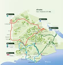 Scenic Route Map by The New Forest Tour The Best Way To Discover The New Forest