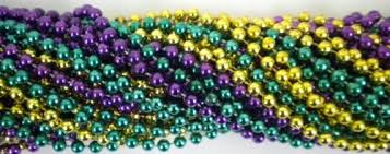 mardi gras for sale purple green and gold party mardi gras party favors for sale
