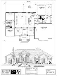 single level plans 2 000 to 2 499 sq ft by plan factory san antonio