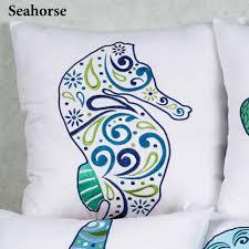 imperial coast sealife decorative pillows