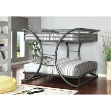 Best  Metal Bunk Beds Ideas On Pinterest Asian Bed Rails - Metal bunk bed with desk