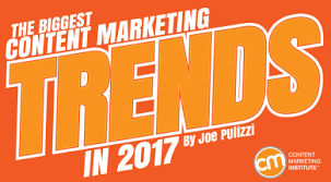 The Social Clinic Trend Part - the biggest content marketing trends in 2017