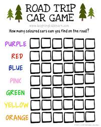 5 family car games that your family can enjoy playing while on the
