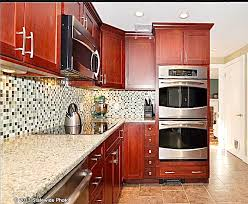 Norcraft Kitchen Cabinets Norcraft Cabinetry In Maple Shaker Style Kitchen Cabinet Glass