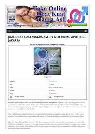 calaméo jual obat kuat viagra asli pfizer 100mg apotik di jakarta