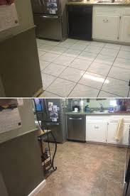 Lumber Liquidators Tranquility Vinyl Flooring by Before U0026 After July U0027s Top Makeovers