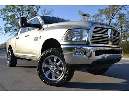 dodge ram 2010 diesel sell used 2010 dodge ram 2500 crew cab slt 4x4 diesel lift 20