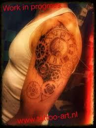 done by gert jan aaltink cultartshop tattoo cult art