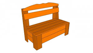 Wood Storage Bench Diy by Outdoor Storage Bench Plans Myoutdoorplans Free Woodworking