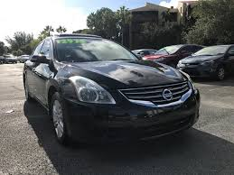 nissan altima 2013 oil change schedule pre owned 2012 nissan altima 2 5 s 4dr car in miami c732260a