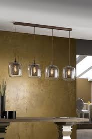 Kitchen Pendant Ceiling Lights New Modern Vintage Industrial Retro Loft Glass Ceiling L Shade