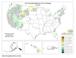 drought january 2016 state of the climate national centers