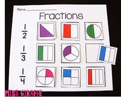 the 25 best fraction activities ideas on pinterest teaching