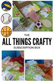 all things crafty box review and competition monkey and mouse