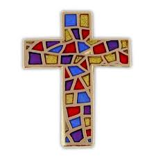 religious lapel pins stained glass cross pin religious lapel pins pinmart pinmart