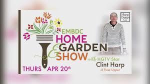 fixer upper logo embdc hosting home and garden show