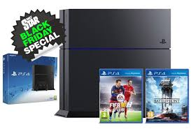 black friday fifa 16 playstation 4 black friday deal grab a ps4 fifa 16 and star wars