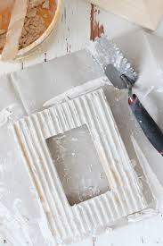 make a textured picture frame u2013 a beautiful mess