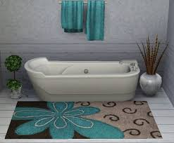 Modern Bath Rug Modern Bathroom Rugs And Towels Home Decor