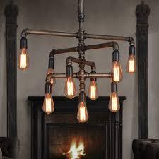 industrial style lighting chandelier industrial looking lighting industrial looking lighting g