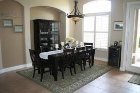 warm dining room paint colors