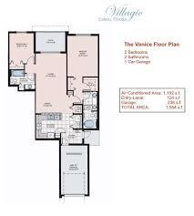 villagio floor plans
