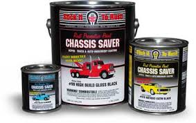 paint over rust to stop rust permanently with chassis saver truck